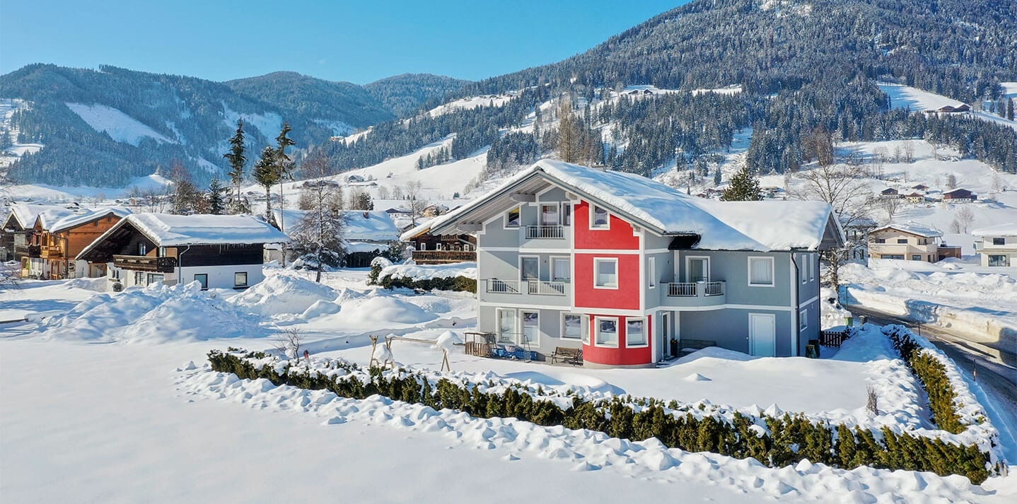 Appartements Jäger in Flachau-Reitdorf, Salzburger Land